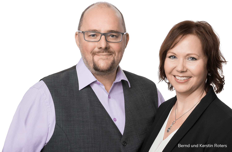 Bernd und Kerstin Roters