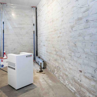 Roters - Luftreiniger XG 500 Basic H14 - Luftreiniger mit Hepafilter und Aktivkohlefilter für saubere Raumluft - Bild 03