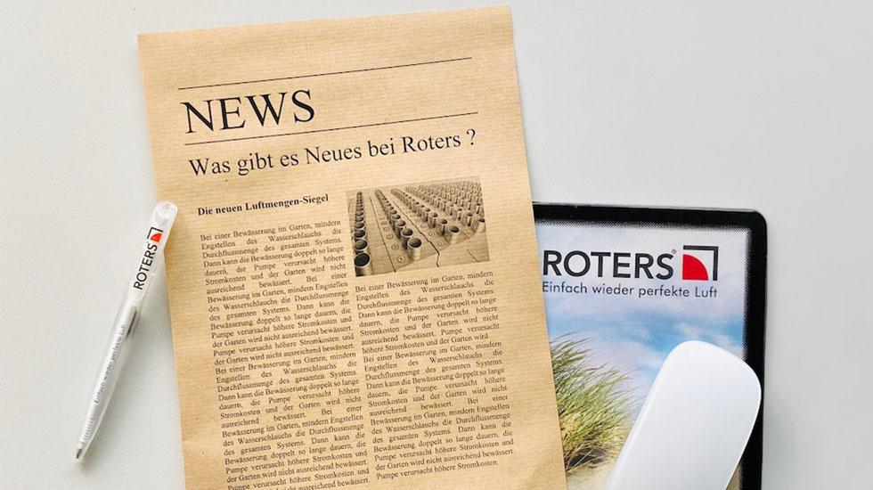 roters aktuelles news block