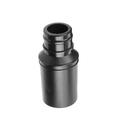 Roters - Bodenstutzen für 38 mm Schlauch - Stutzen aus PVC mit 50mm Schlauchanschluss für das Anschließen eines Spiralschlauchs - Bild 01