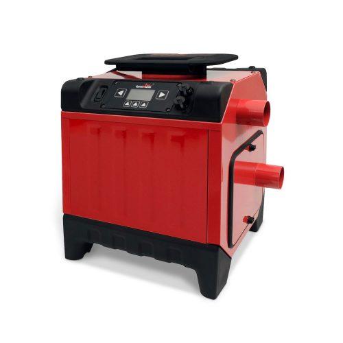 Roters - Corroventa Verdichter T2 ES - Corroventa Verdichter mit Turbine und Druckanzeige für die Dämmschichttrocknung - Bild 01