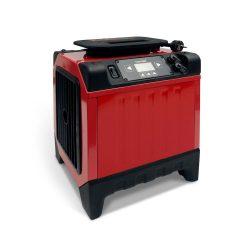 Roters - Corroventa Verdichter T2 ES - Corroventa Verdichter mit Turbine und Druckanzeige für die Dämmschichttrocknung - Bild 02