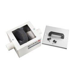 Roters - Filterpatrone PPI 30 für X 150 VPE 2 Stück - Grobstaubfiltereinsatz für den Schutz einer Turbine oder eines Seitenkanalverdichters - Bild 02