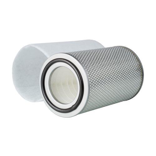 Roters - Filterpatronen H14 Paket XG 270 - Geprüfter H 14 Hepa Schwebstoff-Filter - Bild 01