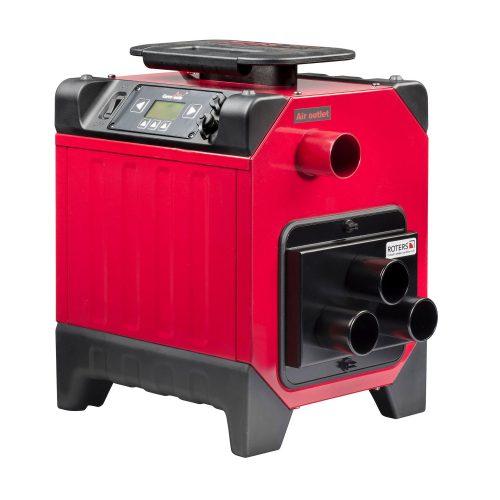 Roters - Filterpatrone für Corroventa Luftverteiler - Ersatzfilter für den Schutz der Turbine vor Grobstaub - Bild 03