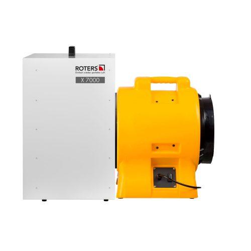 Roters - Staubfilterbox X 7000 - Box zur Filterung der Luft von Stäuben - Bild 02