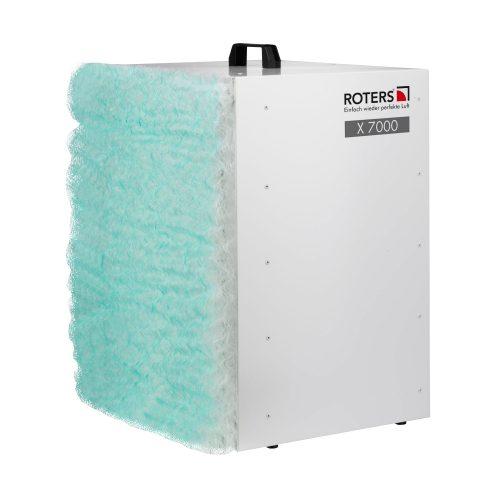 Roters - Staubfilterbox X 7000 - Box zur Filterung der Luft von Stäuben - Bild 04