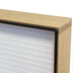Roters - Filterpatrone HEPA H13 für XG 1300 - Filterpatrone zur Reinigung der Luft von Schimmelpilzen und Schadstoffen - Bild 01