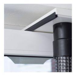 Roters - Fensterabluftdüse TA 50/80 - Fensterabluftdüse mit zweifachem Anschluss für Turbine und Trockner - Bild 02