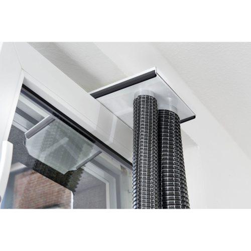 Roters - Fensterabluftdüse TA 50/80 - Fensterabluftdüse mit zweifachem Anschluss für Turbine und Trockner - Bild 03