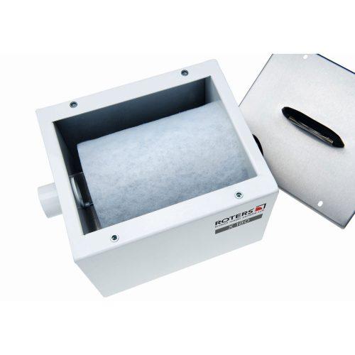 Roters - HEPA-Filter X 180 - Hepa Filter für die Bautrocknung - Bild 02