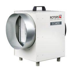 Roters - Staubabsaugungs Set 2 - Entstauber zur Filterung der Luft von Baustäuben - Bild 04
