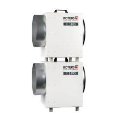 Roters - Staubfilterbox X 3400 - Box zur Filterung der Luft von Stäuben - Bild 02