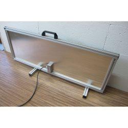 Roters - Infrarot-Wandheizplatte 400 L - Wandheizplatte für die Bautrocknung und Mauerwerkstrocknug - Bild 02