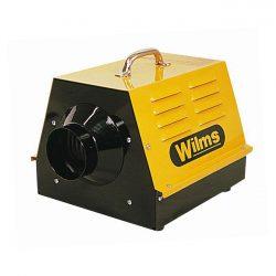 Roters - Wilms Elektroheizer-EL 3 - Heißluftgebäse und Eletroheizer von Wilms für die Bautrocknung - Bild 01