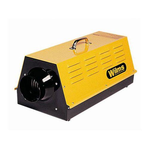 Roters - Wilms Elektroheizer-EL 9 - Heißluftgebäse und Eletroheizer von Wilms für die Bautrocknung - Bild 01