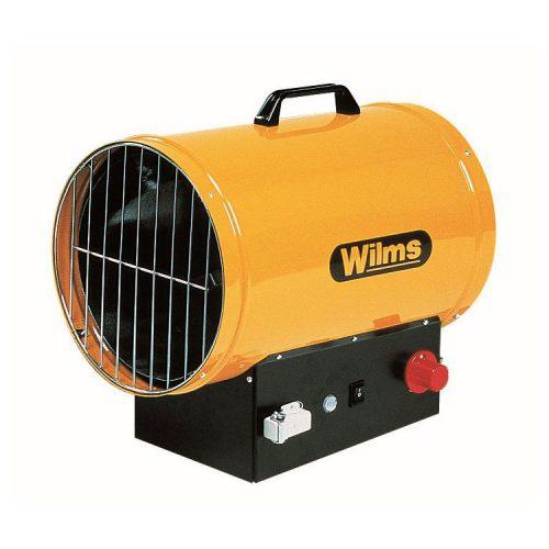 Roters - Wilms Gasheizer-GH 25 TH - Gasheizer von Wilms für die Baubeheizung und Bautrocknung - Bild 01