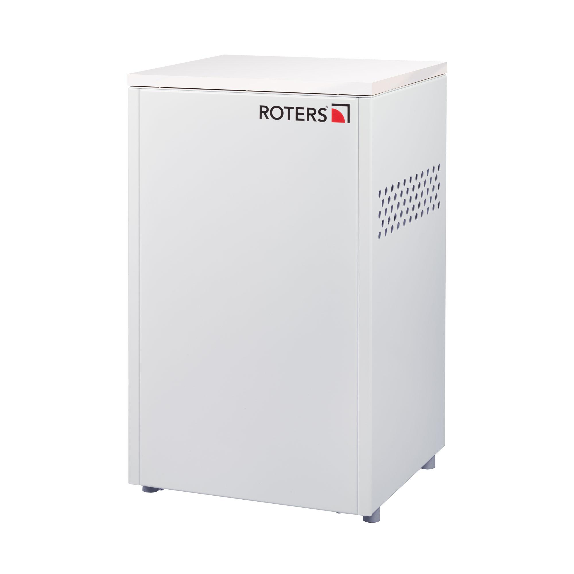 Roters - Luftreiniger XG 500 Design Weiß H14 - Design Luftreiniger mit Hepafilter