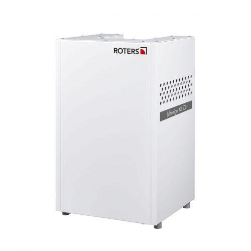 Roters - Luftreiniger XG 500 Basic - Luftreiniger mit Hepafilter und Aktivkohlefilter für saubere Raumluft - Bild 01