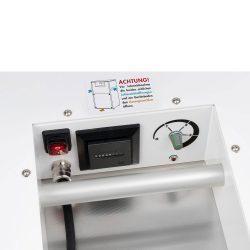 Roters - Luftreiniger XG 500 Basic - Luftreiniger mit Hepafilter und Aktivkohlefilter für saubere Raumluft - Bild 02