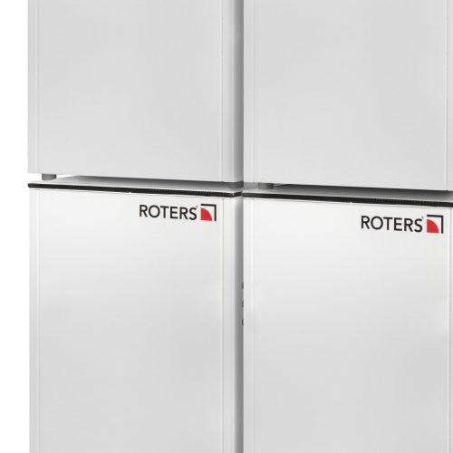 Roters - Luftreiniger XG 500 Basic - Luftreiniger mit Hepafilter und Aktivkohlefilter für saubere Raumluft - Bild 04