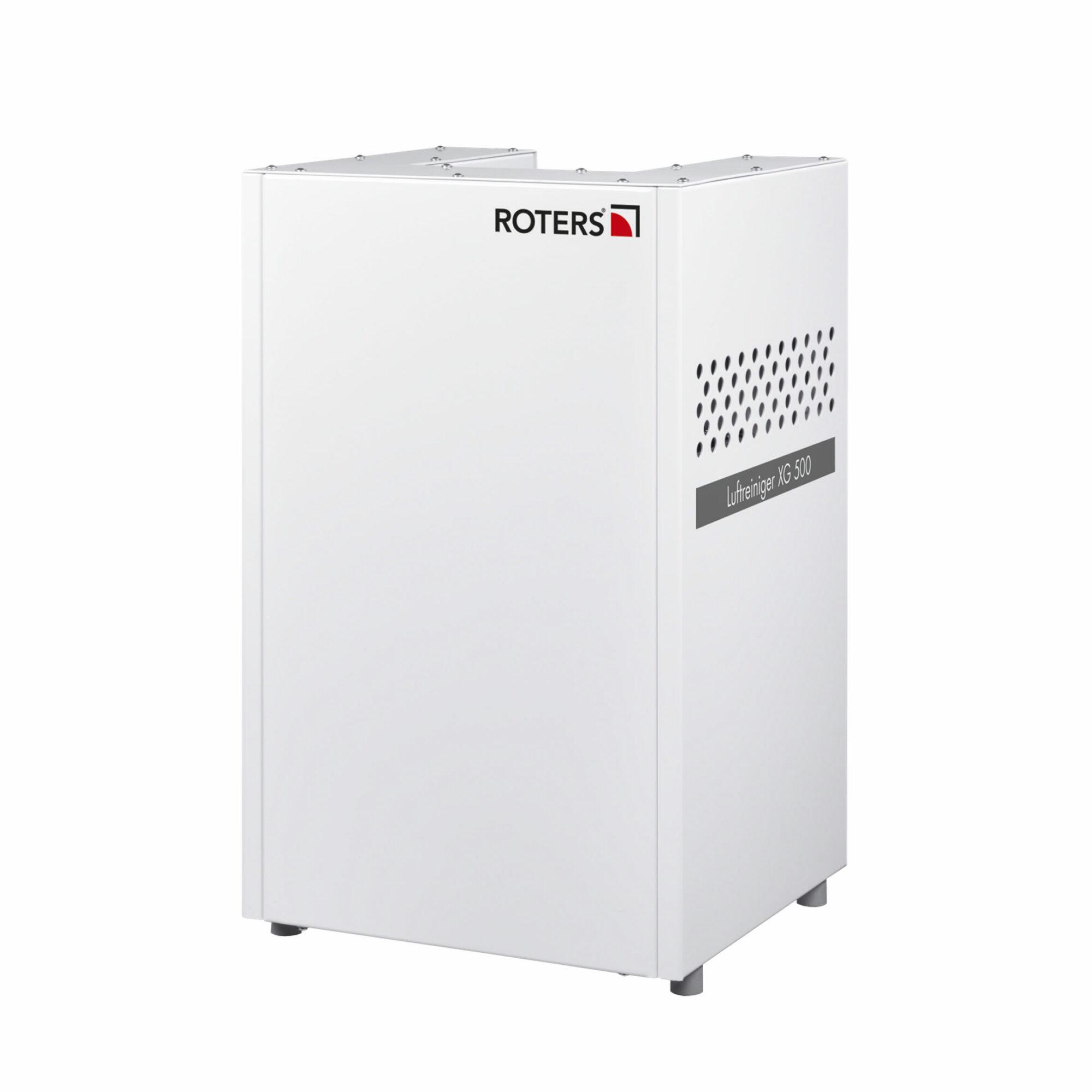 Roters - Luftreiniger XG 520 Basic H14 - Luftreiniger mit Hepafilter und Aktivkohlefilter für saubere Raumluft - Bild 01