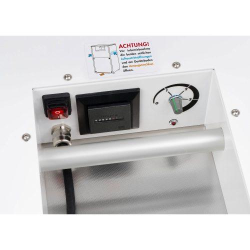 Roters - Luftreiniger XG. 800 Profi - Luftreiniger mit Vorfilter und Hepafilter H13 - Bild 03