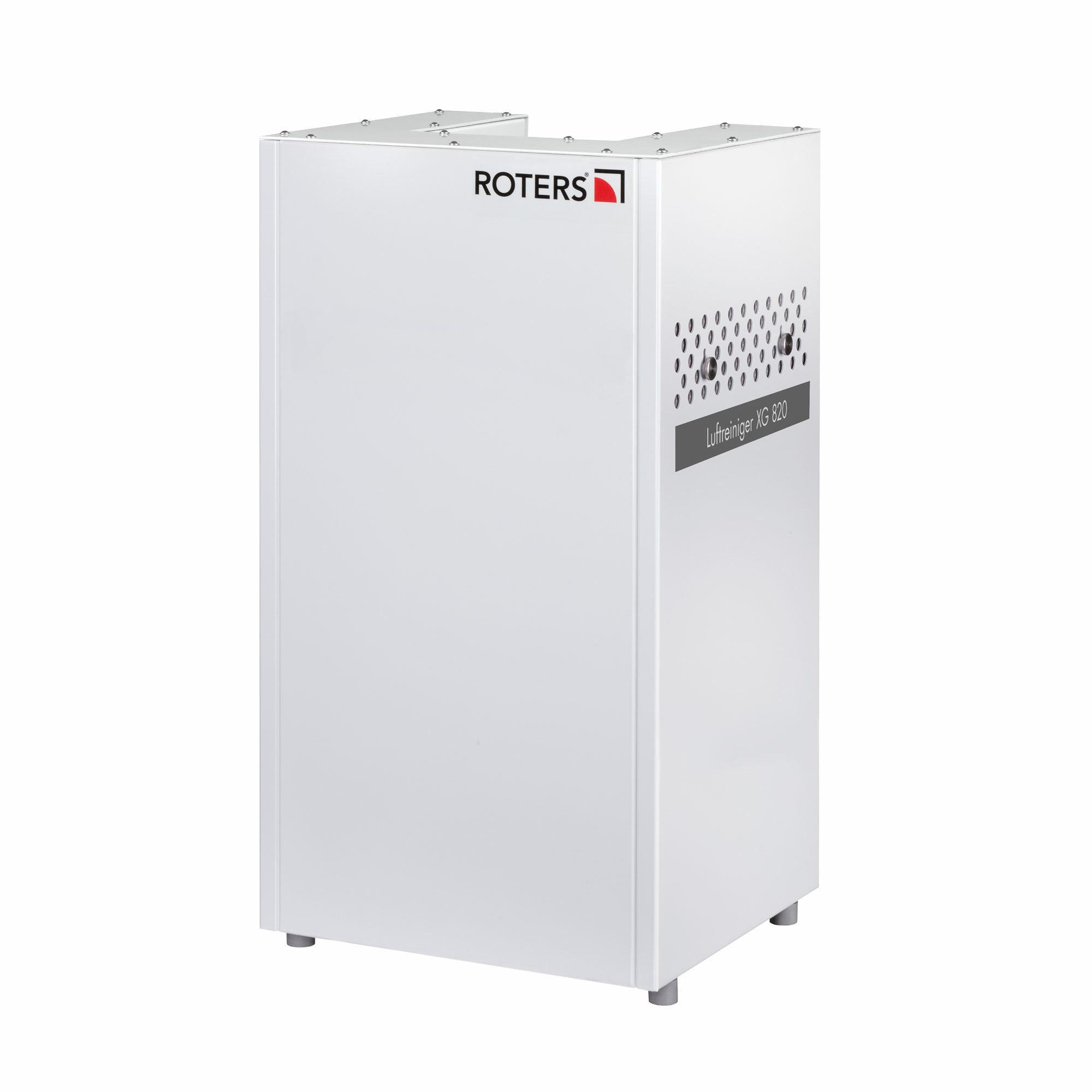 Roters - Luftreiniger XG 820 Profi H14 - Luftreiniger mit Vorfilter und Hepafilter H14 - Bild 01
