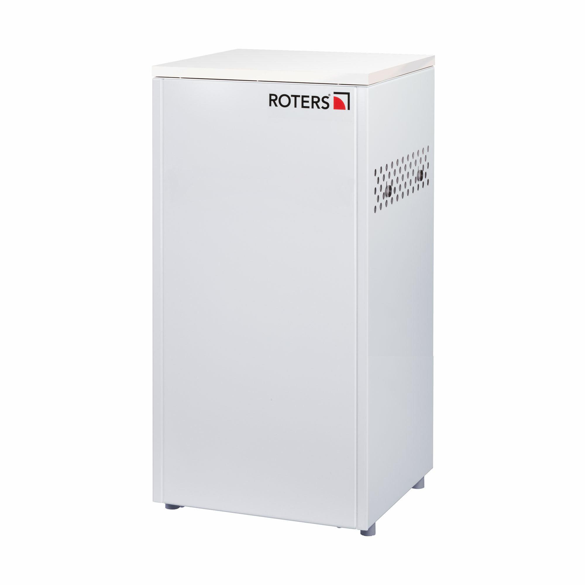 Roters - Luftreiniger XG 820 Design Weiß H14 - Luftreiniger mit Vorfilter und Hepafilter H14 - Bild 01