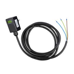 Roters - Anschlusskabel mit geeichtem Energiezähler - Kabel zum Anschluss mit geeichtem Betriebsstundenzähler und Energiezähler - Bild 01