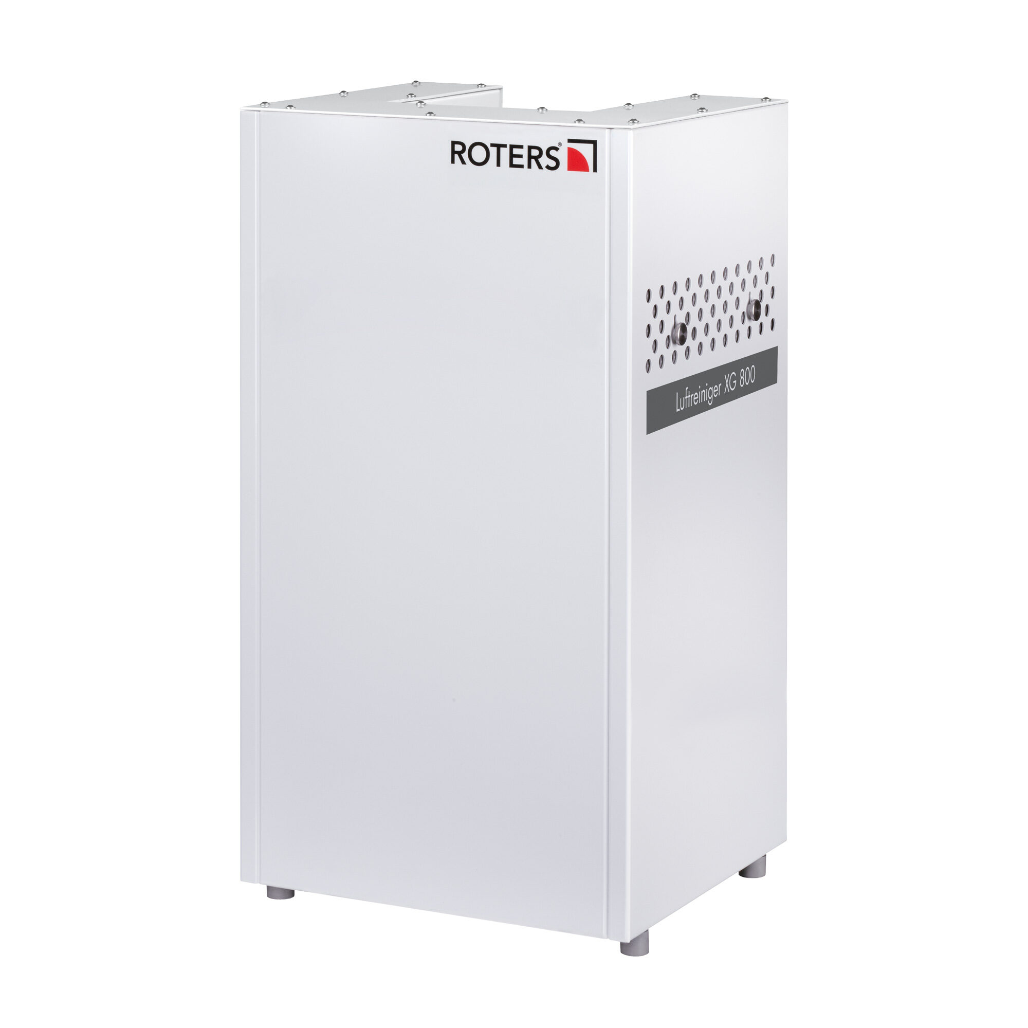 Roters - Luftreiniger XG 800 Profi H14 mit Longlife-Set - Luftreiniger mit Vorfilter und Hepafilter H14 - Bild 01