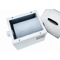 Roters - HEPA-Filter X 180M - Hepa Filter für die Bautrocknung mit Membranfilter - Bild 02