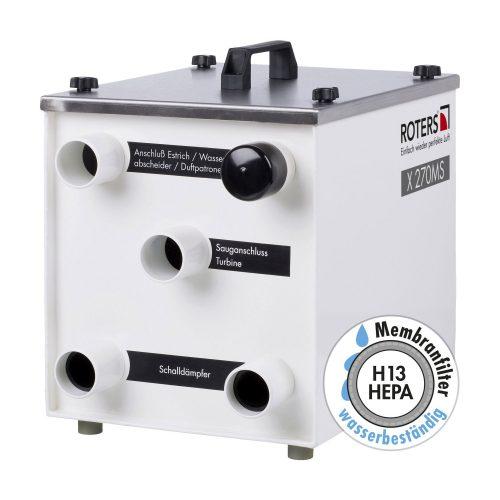 Roters - HEPA-Filter X 270MS -  - Bild 01