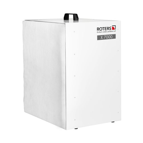 Roters - Filterpatrone G3 für X 7000 - Vorfilter zur Abscheidung von Grostaub im Baugewerbe - Bild 02