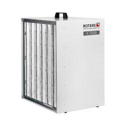 Roters - Filterpatrone F7 für X 7000 Staubfilterbox - Taschenfilter zur Abscheidung von Grob- und Feinstäuben im Baugewerbe - Bild 02
