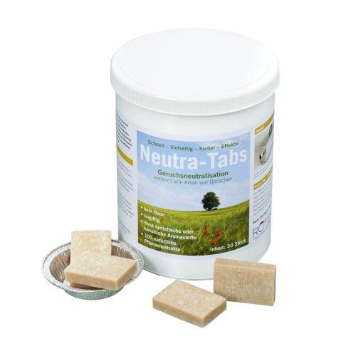Roters - Neutra-Tabs Dose mit 30 Tabs - Tabs mit ätherischen Ölen zur Bekämpfung von Gerüchen - Bild 01
