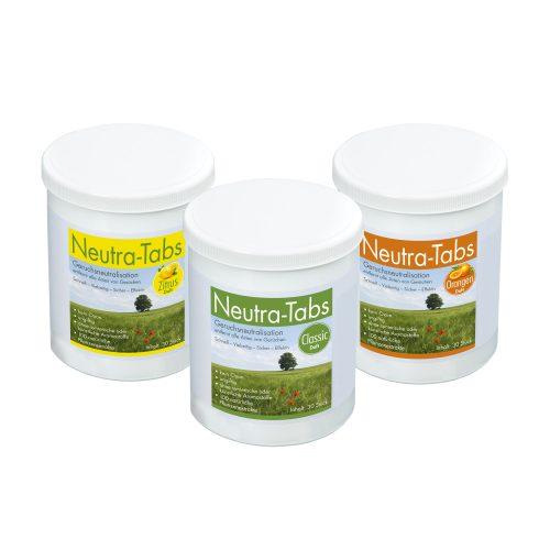 Roters - Neutra-Tabs Orange - Dose mit 30 Tabs - Tabs mit ätherischen Ölen zur Bekämpfung von Gerüchen - Bild 02