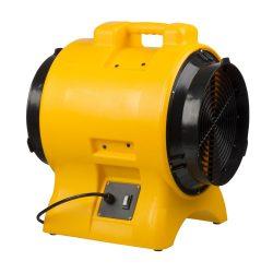Roters - Gebläse G 3900 / BL 6800 - Gelbes Gebläse mit robustem Ventilator für die Staubabsaugung - Bild 01