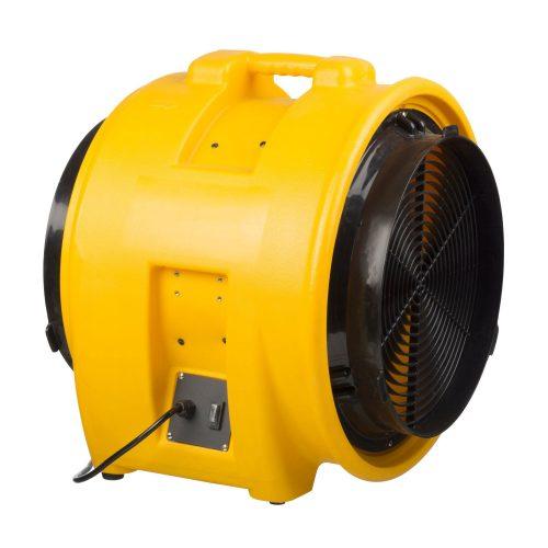 Roters - Gebläse G 7800 / BL 8800 - Gelbes Gebläse mit robustem Ventilator für die Staubabsaugung - Bild 01
