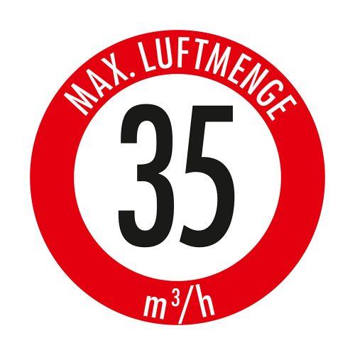 Roters - Winkeldüse RD 40 - Leichte Düse mit 40 cm Anschluss zur Trocknung im Randfugenbereich - Bild 03
