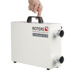 Roters - Schalldämpfer SD 80 - Leichter Schalldämpfer aus Aluminium - Bild 02