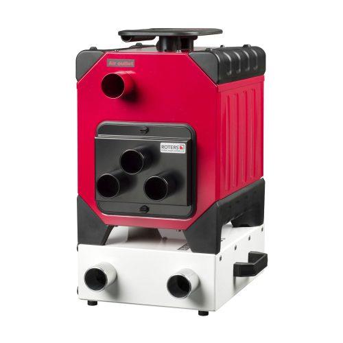 Roters - Schalldämpfer SD 80 - Leichter Schalldämpfer aus Aluminium - Bild 03