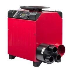 Roters - Luftverteiler 3 x 50 für Corroventa K3 HP - Verteiler aus Aluminium zur Unterverteilung des Corroventa Trockners - Bild 01