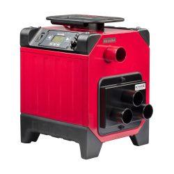 Roters - Luftverteiler 3 x 50 für Corroventa T2-T4 /ES - Verteiler mit drei Anschlüssen mit Carbonfilter für Corroventa Turbine - Bild 01