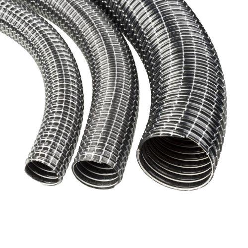 Roters - Spiralschlauch 80 mm VPE 2 x 10 - Spiralschlauch aus PVC für die Bauaustrocknung - Bild 02