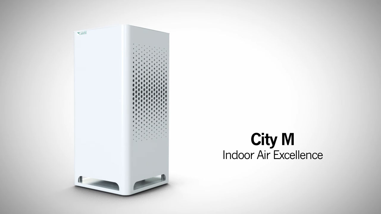 Luftreiniger CityM